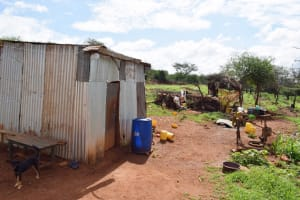 The Water Project: Yathui Community -  Compound