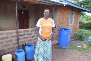 The Water Project: Yathui Community A -  Rachel Mwende