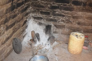 The Water Project: Yathui Community A -  Cookstove
