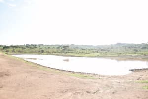 The Water Project: Kitile B Village Well -  Open Water