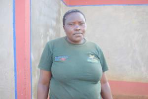The Water Project: Kitile B Village Well -  Winfred Ndinda Muinde