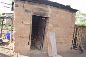 The Water Project: Kitile B Village Sand Dam -  Kitchen