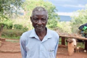 The Water Project: Kitile B Village Well -  Joseph Kithusi Munguti