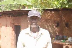 The Water Project: Ivumbu Community C -  Mbithi Ndeto