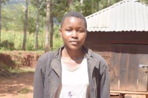 The Water Project: Ivumbu Community C -  Ndunge Mutisya