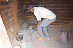 The Water Project: Ivumbu Community B -  Kitchen