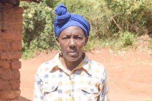 The Water Project: Ivumbu Community C -  Janet Nguli