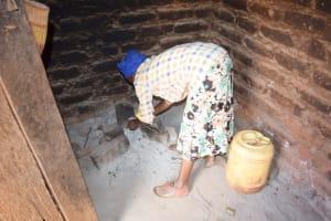 The Water Project: Ivumbu Community C -  Kitchen