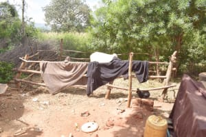 The Water Project: Ivumbu Community C -  Cattle Pen