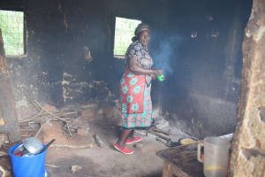 The Water Project: Mbiuni Primary School -  Kitchen