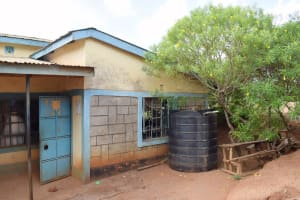 The Water Project: Mbiuni Primary School -  School Environment