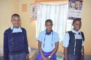 The Water Project: Mbiuni Primary School -  Students
