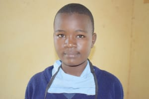 The Water Project: Mbiuni Primary School -  Vernoica