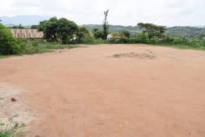 The Water Project: Mbiuni Primary School -  Playing Ground