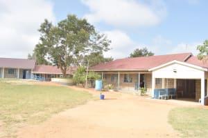 The Water Project: Nzeluni Girls Secondary School -  School Building