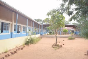 The Water Project: Nzeluni Girls Secondary School -  School Buildings