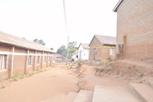 The Water Project: Nzeluni Girls Secondary School -  School Builidngs