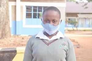 The Water Project: Nzeluni Girls Secondary School -  Winnie