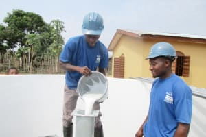 The Water Project: Sulaiman Memorial Academy Jr. Secondary School -  Chlorination