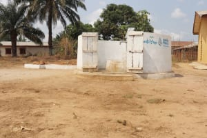 The Water Project: Sulaiman Memorial Academy Jr. Secondary School -  Finished Project