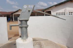 The Water Project: Kamasondo, Borope Village School -  Finished Project