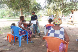 The Water Project: Lungi, Suctarr, #1 Kabbia Lane -  Explaining Bad Hygiene Practices