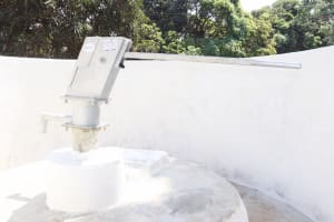 The Water Project: Lungi, Suctarr, #1 Kabbia Lane -  Finished Project
