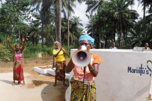 The Water Project: Lokomasama, Rotain Village -  Well Celebrations