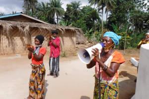 The Water Project: Lokomasama, Rotain Village -  Well Celebration