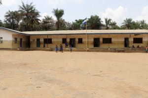 The Water Project: St. Peter Roman Catholic Primary School -  School Building