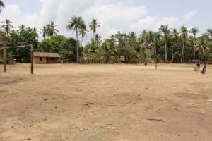 The Water Project: St. Peter Roman Catholic Primary School -  School Field