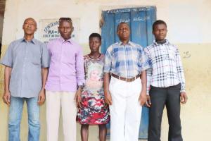 The Water Project: St. Peter Roman Catholic Primary School -  School Staff