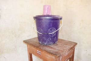 The Water Project: St. Peter Roman Catholic Primary School -  Water Storage At School