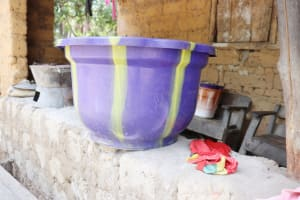 The Water Project: St. Peter Roman Catholic Primary School -  Water Storage At Community