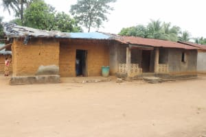 The Water Project: DEC Kitonki Primary School -  Household