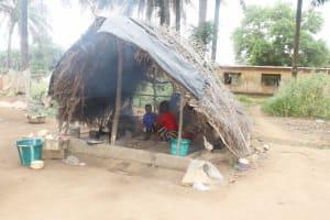The Water Project: DEC Kitonki Primary School -  Kitchen