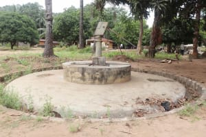 The Water Project: DEC Kitonki Primary School -  Main Well In Need Of Rehab