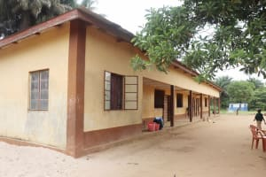 The Water Project: DEC Kitonki Primary School -  School Building