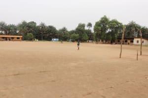 The Water Project: DEC Kitonki Primary School -  School Field