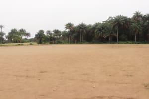 The Water Project: DEC Kitonki Primary School -  School Landscape