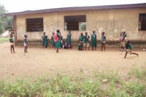 The Water Project: DEC Kitonki Primary School -  Students Playing