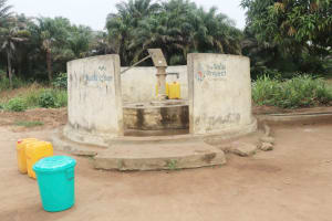 The Water Project: DEC Kitonki Primary School -  Alternate Water Source