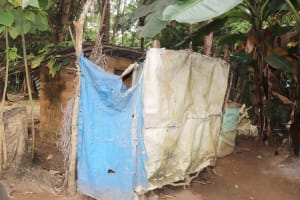 The Water Project: DEC Kitonki Primary School -  Community Latrine