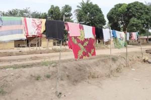 The Water Project: Lokomasama, Kalangba Junction, Next to Alimamy Musa Kamara's House -  Clothesline