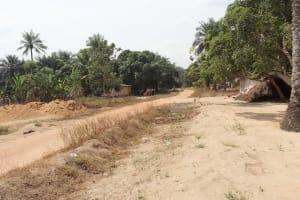 The Water Project: Lokomasama, Kalangba Junction, Next to Alimamy Musa Kamara's House -  Landscape