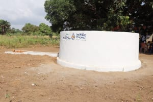 The Water Project: Lungi, Suctarr, #3 Lovell Lane -  Finished Project