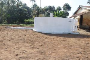 The Water Project: Lokomasama, Conteya Village -  Finished Project