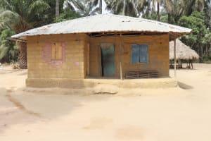 The Water Project: Lokomasama, Kalangba Junction, Next to Alimamy Musa Kamara's House -  Household