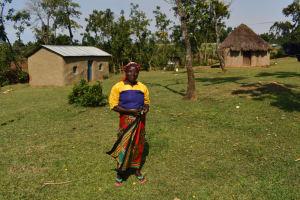 The Water Project: Indulusia Community, Osanya Spring -  Mama Florence Osanya