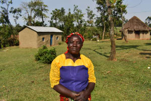 The Water Project: Indulusia Community, Osanya Spring -  Portrait Of Florence Osanya